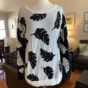 Cynthia Rowley long sweater tunic sz S